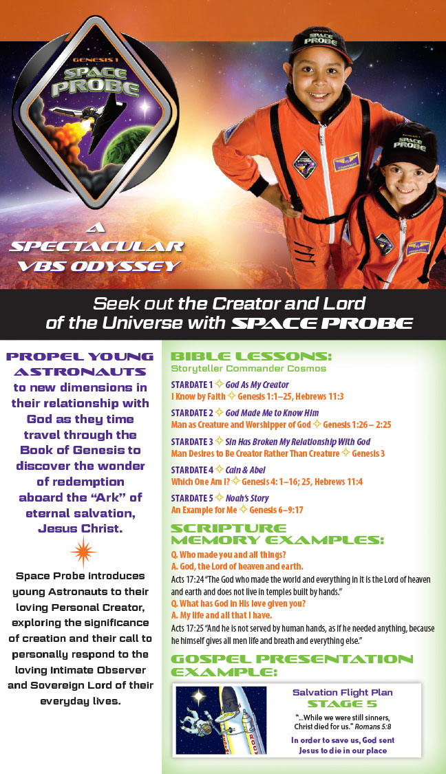 VBS Reachout Adventures | A high caliber Vacation Bible School program |Summer Seaquest VBS 2019