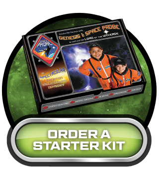 Get your Space Probe VBS Starter Kit